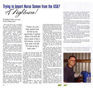 importing semen page 1
